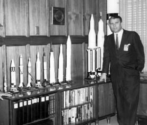 Von-Braun-Rockets